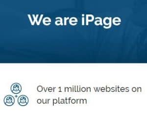 عدد المواقع لدى iPage