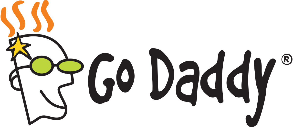 الان : احدث كوبونات جودادي GoDaddy-Logo